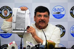 Have written to Mohan Bhagwat on 'Ayodhya land scam'; will hand over all documents as proof: Sanjay Singh