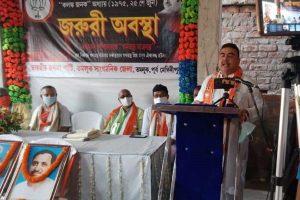 Suvendu writes to Union Health minister Vardhan for probe