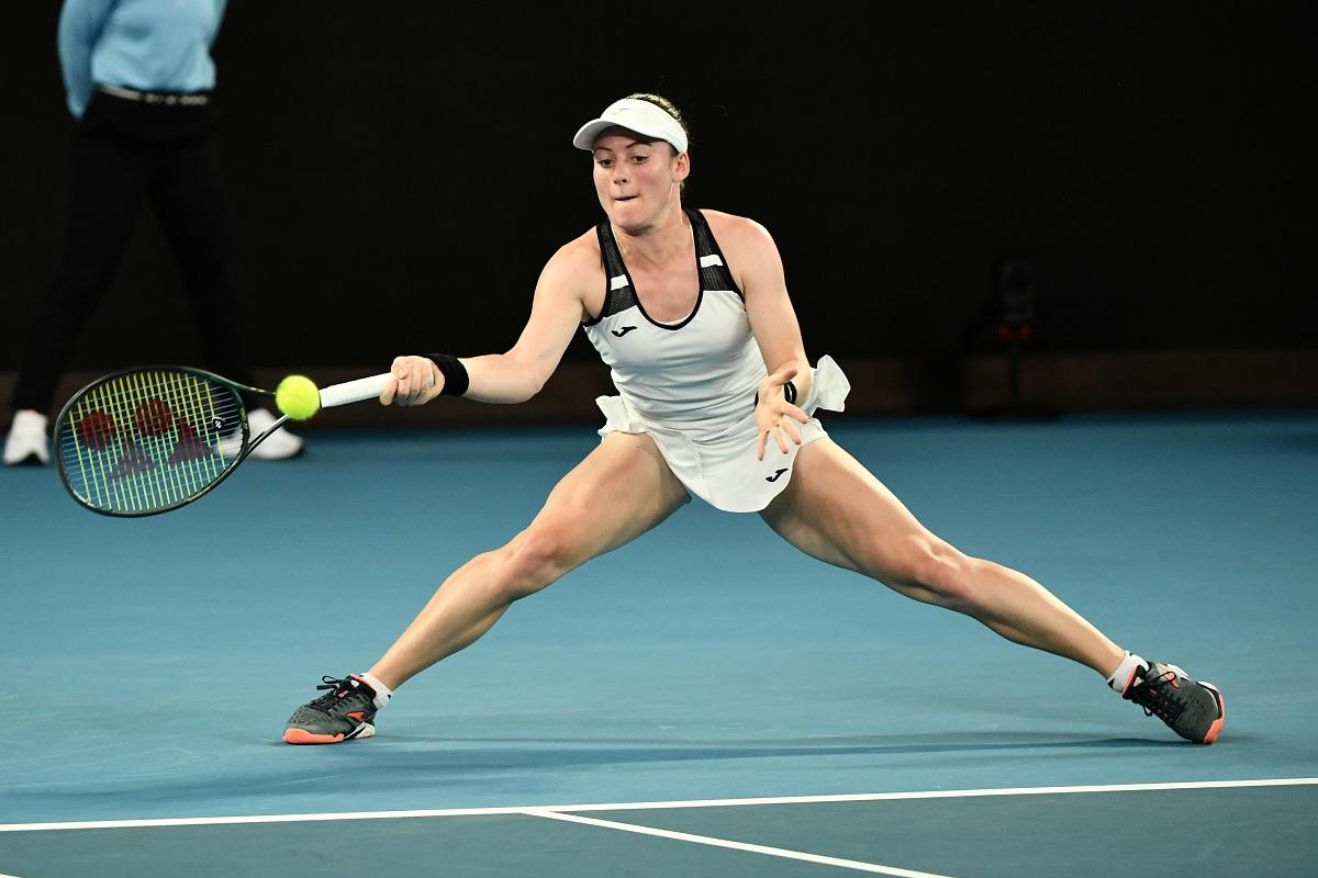 French Open quarter-final, Tamara Zidansek, Paula Badosa
