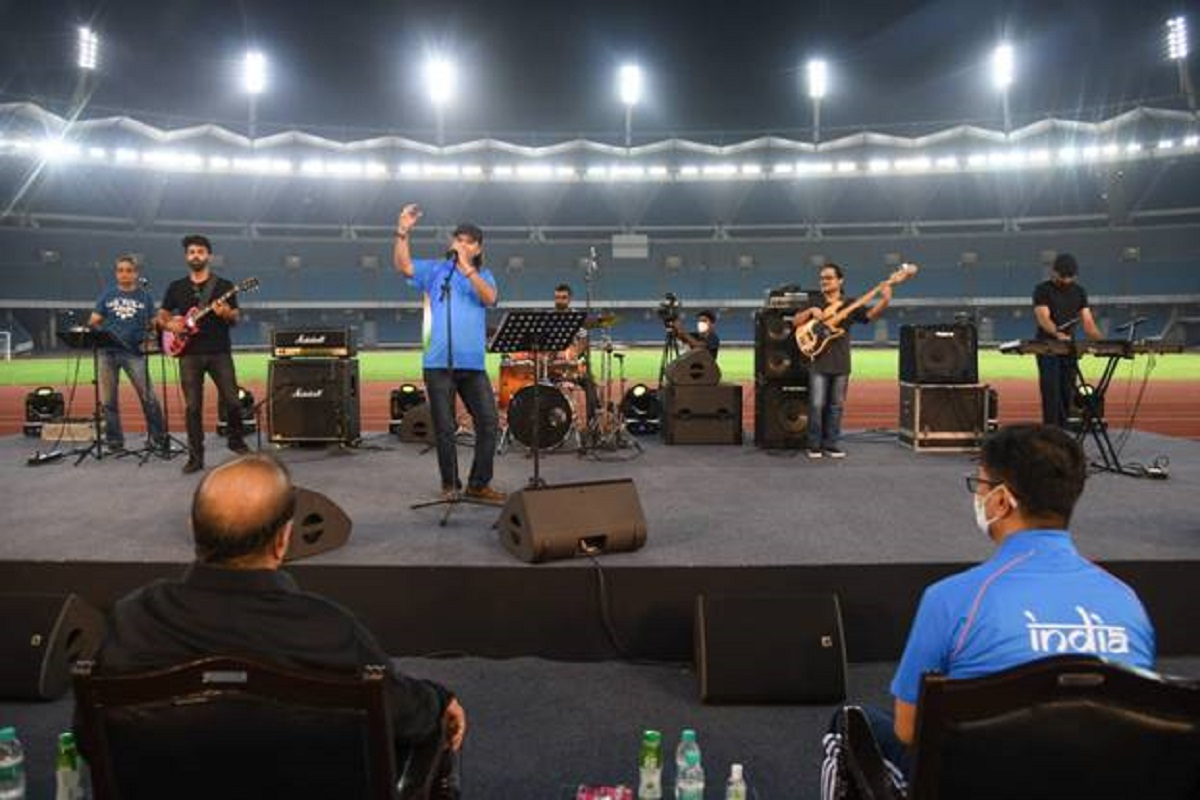Indian Olympic Team, Kiren Rijiju, Tokyo 2020 Olympic Games