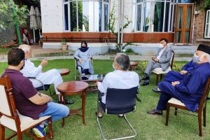 With eye on delimitation, political activity warms up in J&K