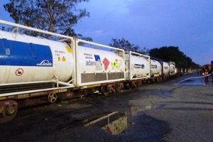 Oxygen Expresses cross milestone of 25000 MT of LMO delivery in service to nation