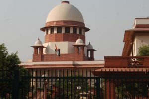 SC shocked as bail plea remain unlisted for over a year