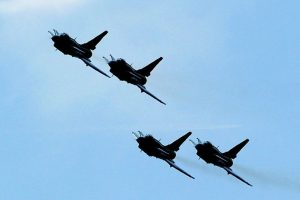 28 Chinese jets 'seen' flying into Taiwan's air defence zone