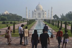 Taj, other monuments reopen after 2 months as new Covid cases decline