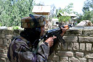 Three LeT terrorists killed in Sopore encounter