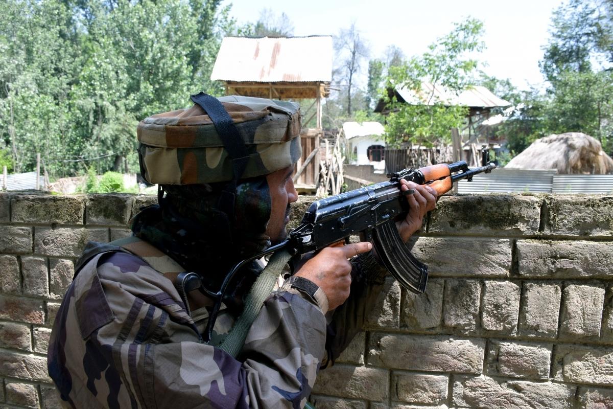 CID Inspector, terrorists