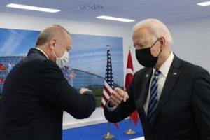 EU-US summit seeks to end trade disputes