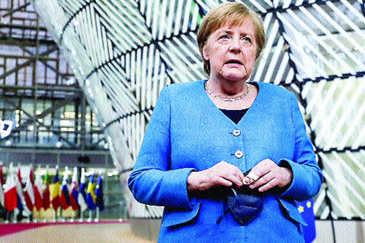 Angela Merkel, ANN, Germany, European banking system