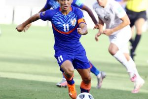 Asian Cup qualifiers: India, Afghan draw 1-1, both enter next round