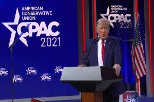 Trump targeting GOP impeachment voter at Ohio revenge rally