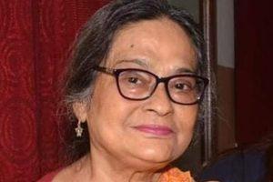 Veteran Bengali actress Swatilekha Sengupta dies at 71
