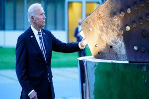 Back home: Biden has daunting tasks after European tour