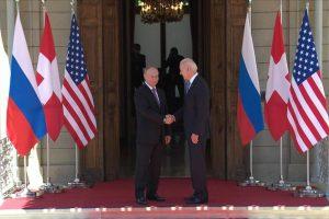 Face to face: Biden, Putin meet for long-anticipated summit