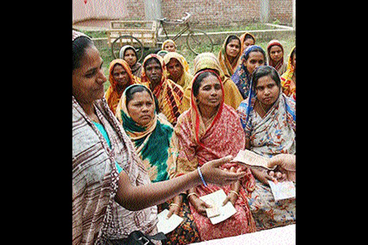 RBI, Reserve Bank of India, NBFCs, Microfinance, Microcredit