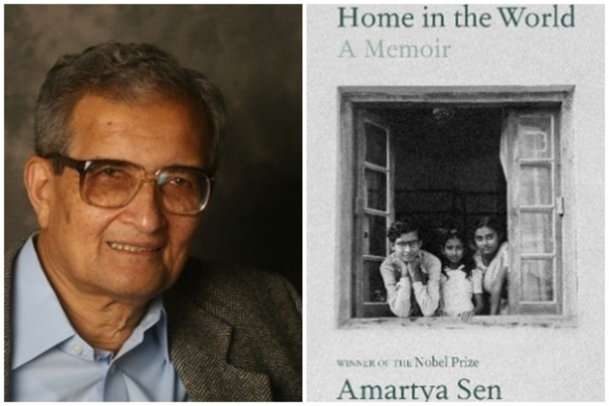 Books, Amartya Sen