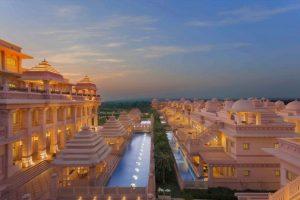 ITC Grand Bharat Reopens