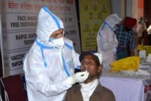 Health dept wakes up to high Covid-19 rate in Darj, K'pong