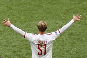 Denmark beat Wales : Euro 2020