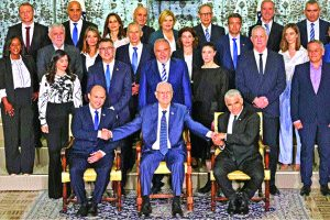 Israel's new coalition holds hope for future