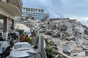 Condo building collapse death toll rises to nine