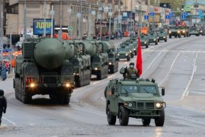 Russia to bolster military capabilities over NATO threat