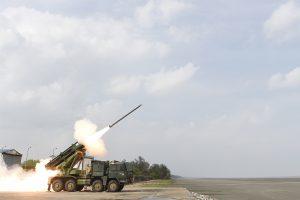 Enhanced Pinaka Rockets Test Fired In Odisha