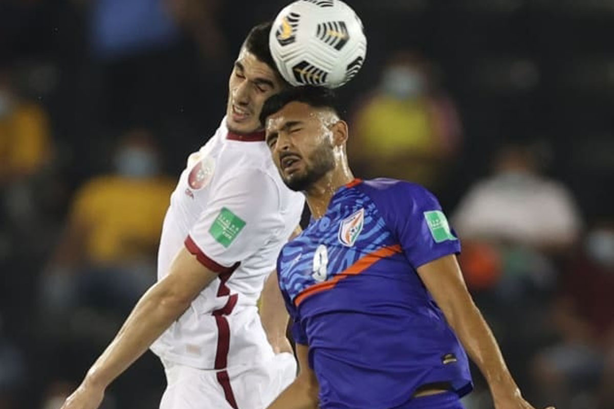Asian champs Qatar
