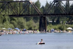 Northwest heat wave builds, all-time records fall