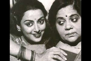 Hema Malini remembers her mother: She made me what I am