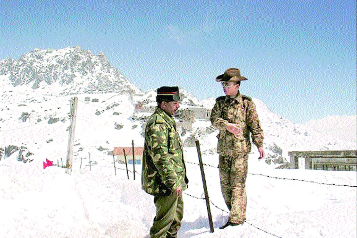 Kargil, Ladakh, India, Pakistan, General Bipin Rawat