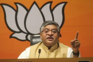 Twitter 'deliberately' defied IT rules: Prasad