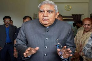 Bengal governor meets Shah for second time amid criticism by state