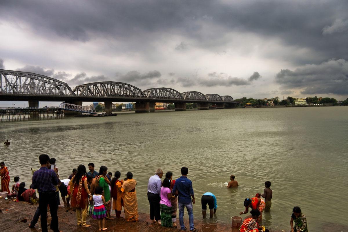 Meteorological Department, South Bengal, Kolkata, Heavy showers, Kolkata weather