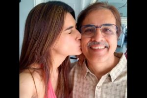 Kriti Sanon will always be 'Daddy's little girl'