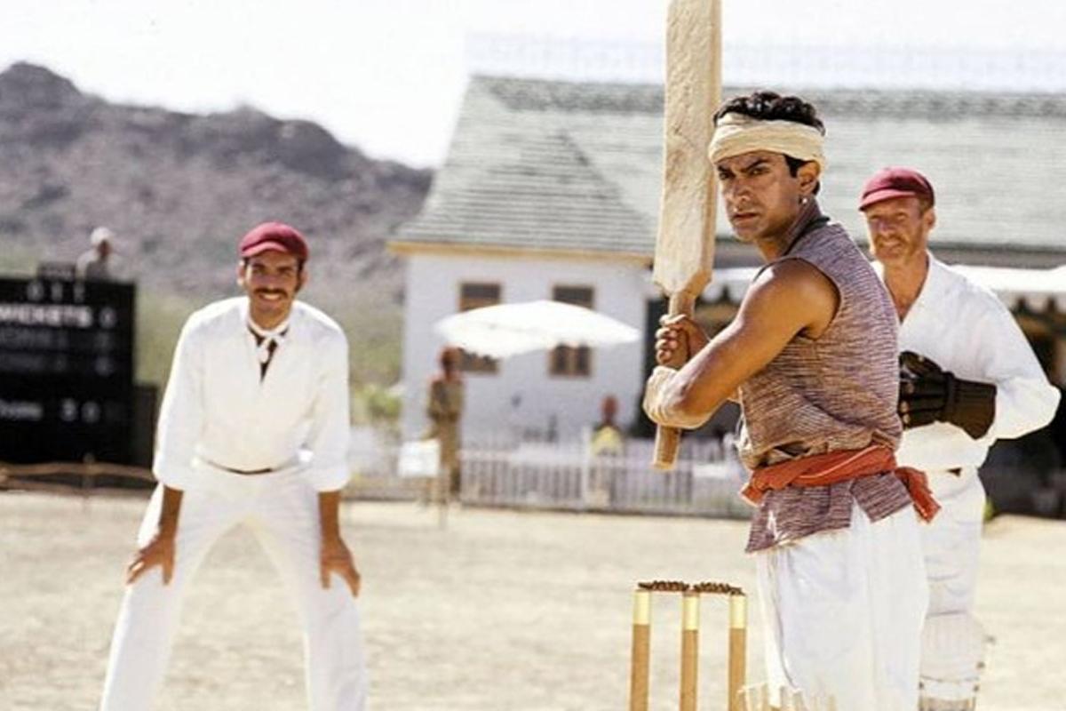 Lagaan, Aamir Khan