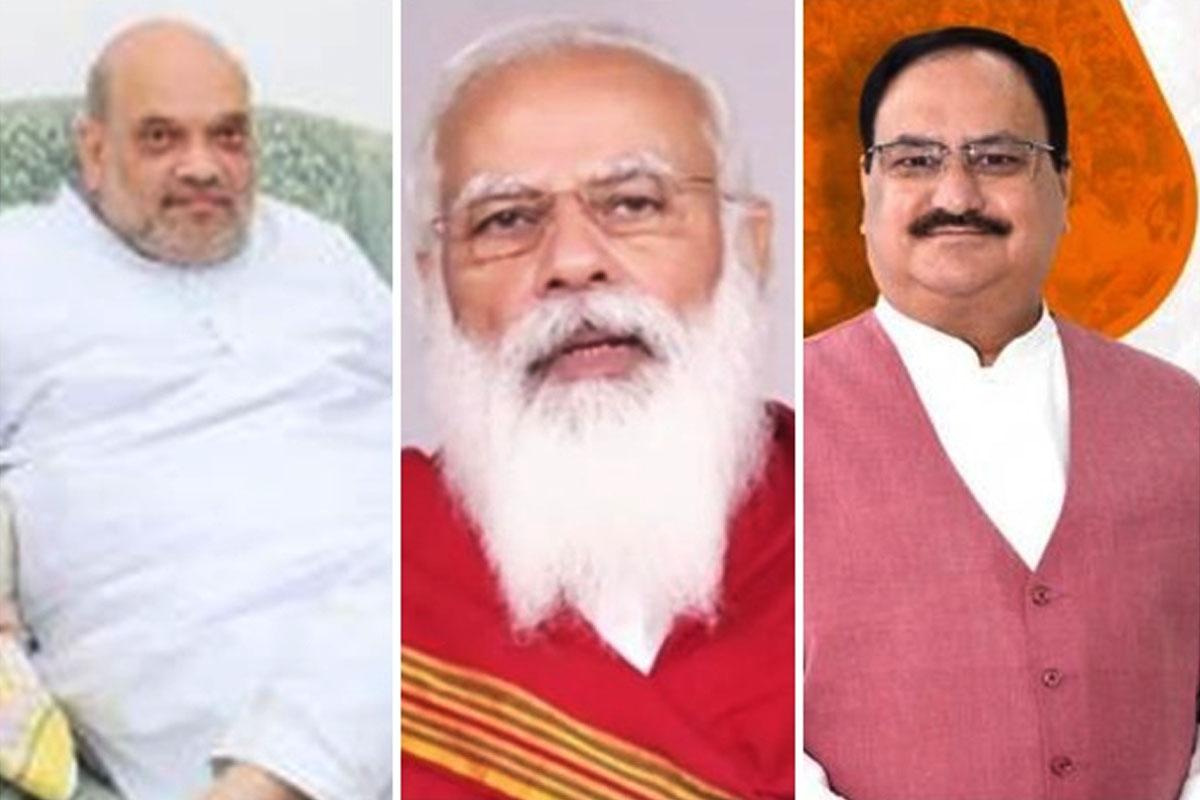 Union Cabinet, Narendra Modi, Nadda, Amit Shah