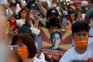 Myanmar military court sentences journos to jail