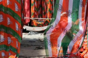 Cong, BJP prepare for 2022 Goa polls with Covid in mind