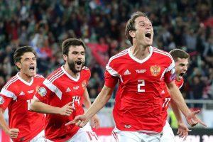 Russia edge out Finland 1-0  Euro 2020