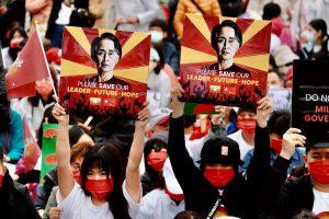 Suu Kyi's spokesman freed in Myanmar
