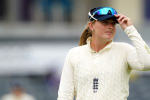 When Shafali's batting I always want to win the battle :Sophie