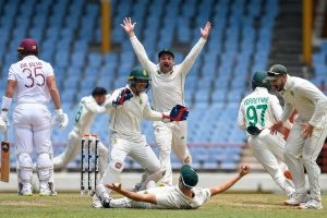 South Africa win Test series 2-0 against Indies