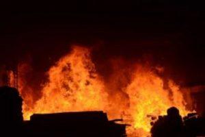 Gas tanker truck explosion kills two in Uzbekistan