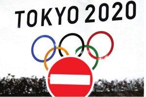 Olympics shorn of glory