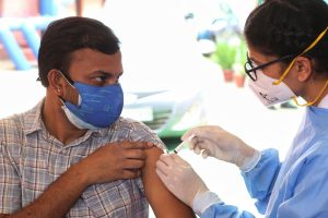 Health department to vaccinate people in Meerut district without any previous slot booking