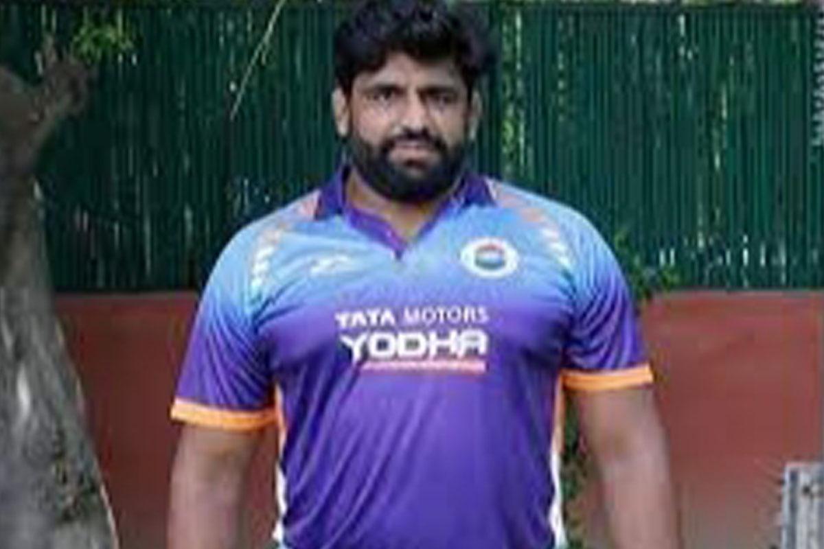 wrestler, Sumit Malik