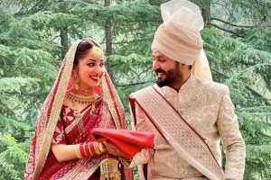 Yami Gautam celebrates a month of her wedding 'with love and gratitude'