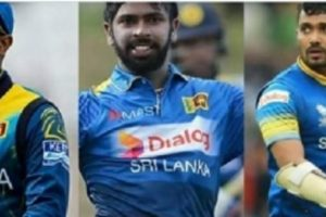 Three SL cricketers banned for a year for violating Covid protocols