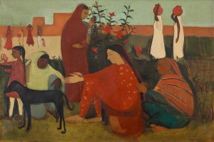 Amrita Sher-Gil's painting sets world record for the artist, sells for Rs 37.8 cr